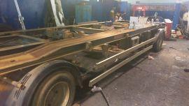Naprawa samochodów ciężarowych Chorzów Śląsk - naprawa podwozi