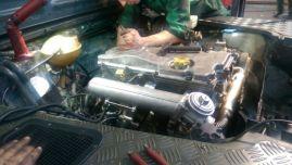 Naprawa samochodów dostawczych i ciężarowych Chorzów Śląsk - naprawa silnika