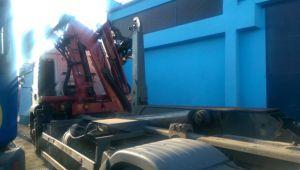Serwis ciężarowek Chorzów Śląsk - naprawa nadwozia